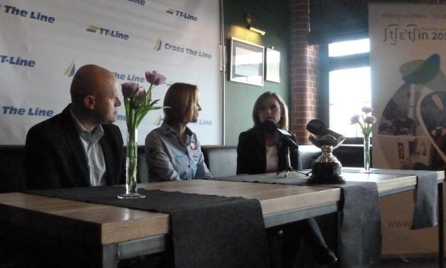 Konferencja prasowa z udziałem Agnieszki Skrzypulec