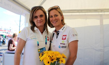 Spotkanie z olimpijką podczas Pikniku nad Odrą!