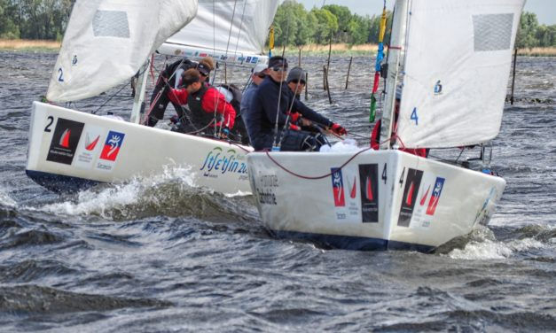 Polska ekstraklasa żeglarska – zwycięski debiut MBSW RAINMAKER GIŻYCKO