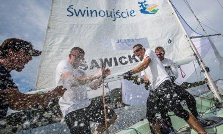 Podsumowanie Świnoujście Match Race – Sawicki zwycięzcą!