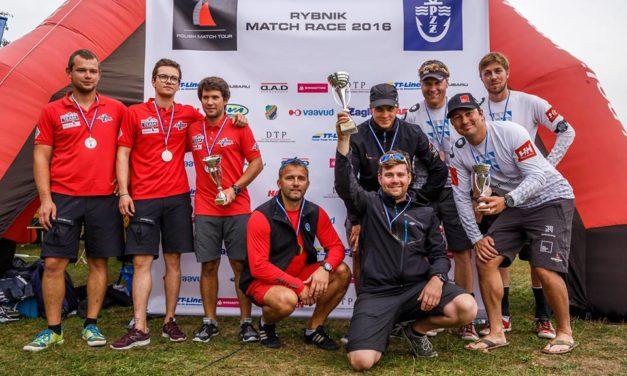 RYBNIK MATCH RACE 2016 ZAKOŃCZONY