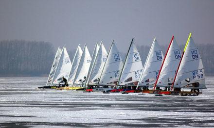 Bojery czyli żeglarstwo lodowe