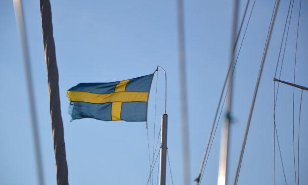 Żeglowanie w Szwecji