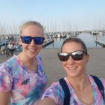 Agnieszka i Irmina znowu razem i znowu na podium!