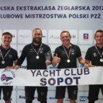 To była ciężka walka, każdemu zależało na punktach. Finał Polskiej Ekstraklasy Żeglarskiej!